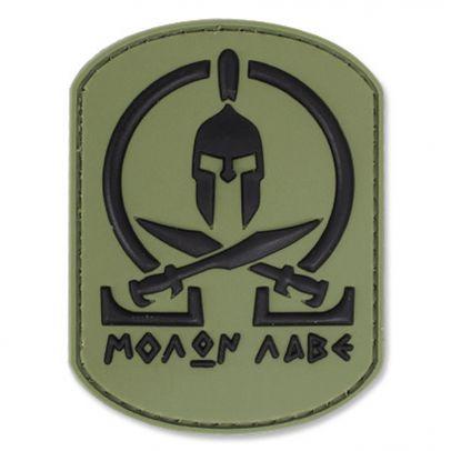 Нашивка Molon Labe 202705-01