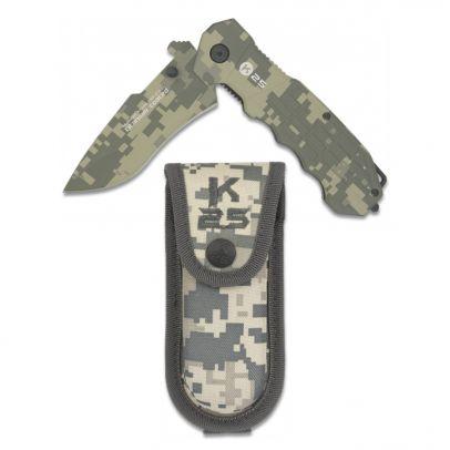 Сгъваем нож K25 19220 202674-01