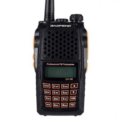 Радиостанция Baofeng UV-6R с ултрависоки честоти 300501-01