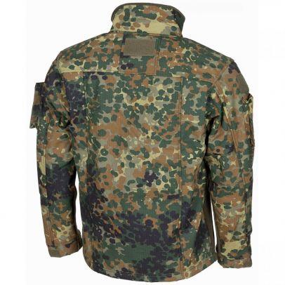 Флийс яке MFH Combat BW Camo 204708-01
