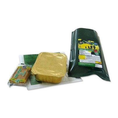 Военна походна храна MRE Спагети болонезе 201126-01