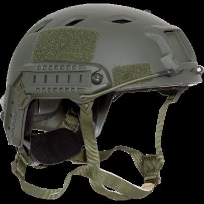 Airsoft каска V Tactical ATH зелен 201232-01