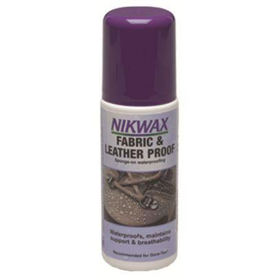 Импрегнираща вакса Nikwax Fabric/Leather 125 ml 202080-01