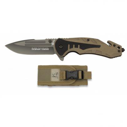 Сгъваем нож K25 18318 202672-01