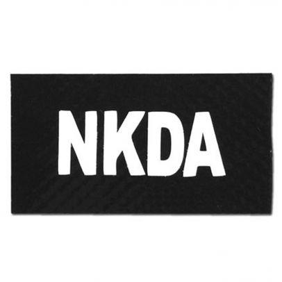 Нашивка NKDA 202442-01