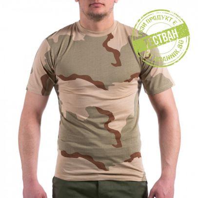 Камуфлажна тениска MIL-TEC 200185-01