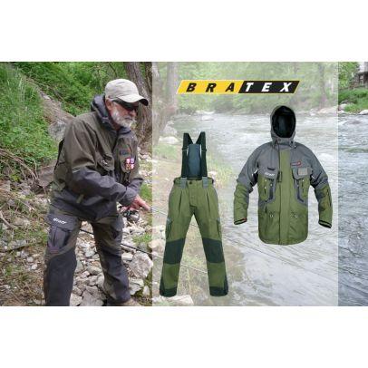 Рибарски панталон BRATEX GRAFF PRO 2 201168-01
