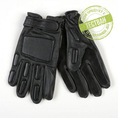 Кожени ръкавици Security 200204-01