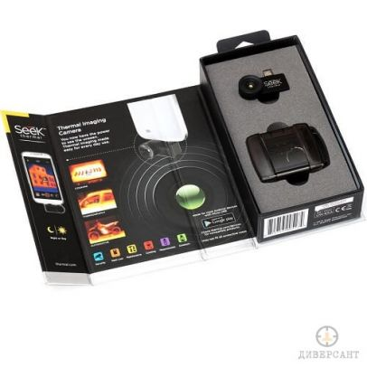 Термална камера Seek за Android COMPACT 000608-01