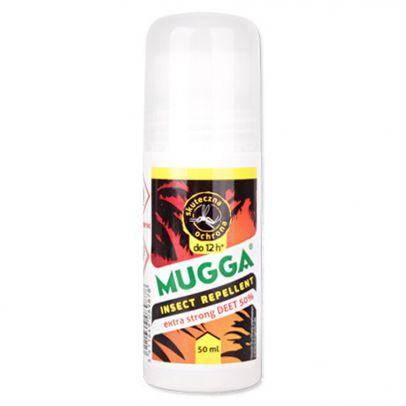 Репелент против насекоми Mugga 50 ml DEET 50% Рол-он 202425-01
