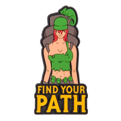 Нашивка Find Your Path 202021-01