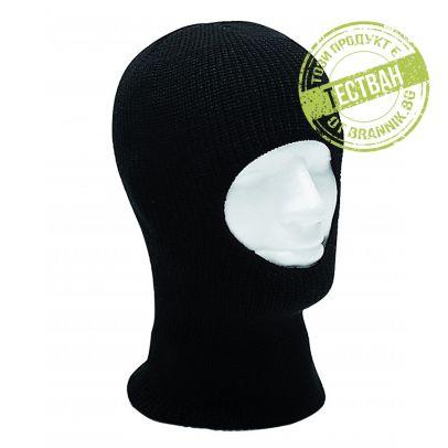 Плетена маска Balaclava с един отвор 200748-01