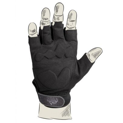 Ръкавици без пръсти Helikon-Tex 200699-01