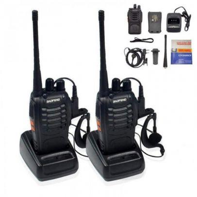 Радиостанция BAOFENG BF-888S с 16 канала 001050-01