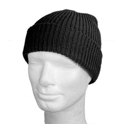 Плетена зимна шапка 201086-01