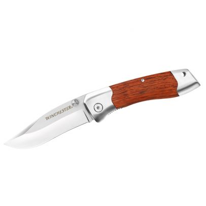 Нож WINCHESTER SHAPED WOOD FOLDER FINE EDGE 202009-01