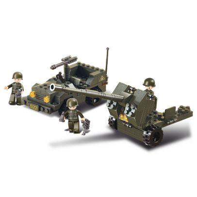 Конструктор Sluban Flak Cannon M38 203486-01