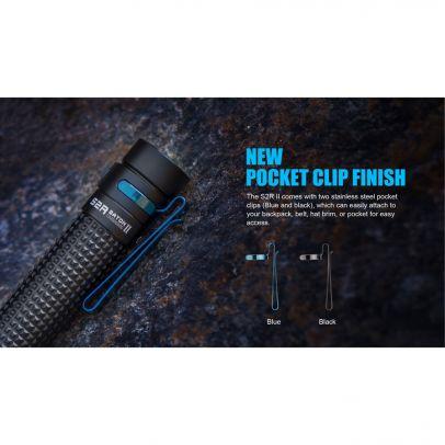 Фенер Olight S2R Baton II 202715-01