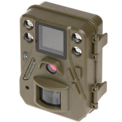 Компактна ловна камера за нощно виждане с микрофон Scoutguard 000600-01