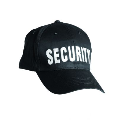 "Бейзболна шапка ""Security"" 200732-01"