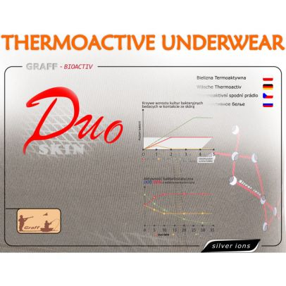Термоблуза поло женска GRAFF 200999-01