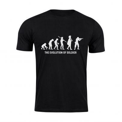 Тениска Evolution BandW 204269-01
