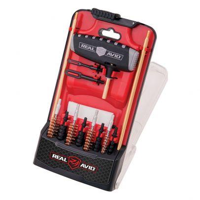 Комплект за почистване на оръжие Pro Real Avid 204466-01