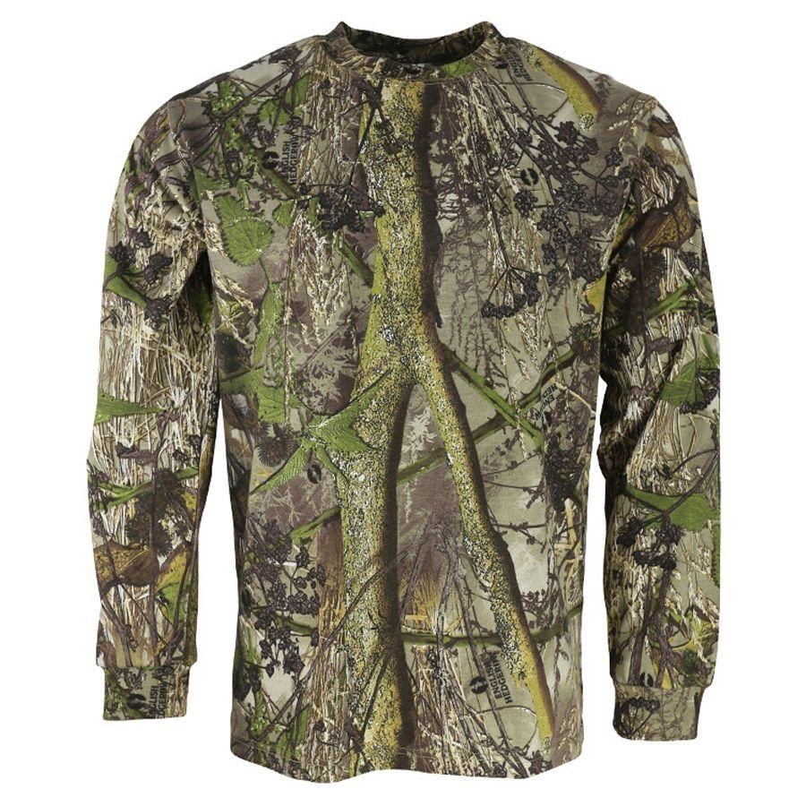 4c1ec10e403 Ловна блуза с дълъг ръкав 566 на топ цена — Brannik.bg