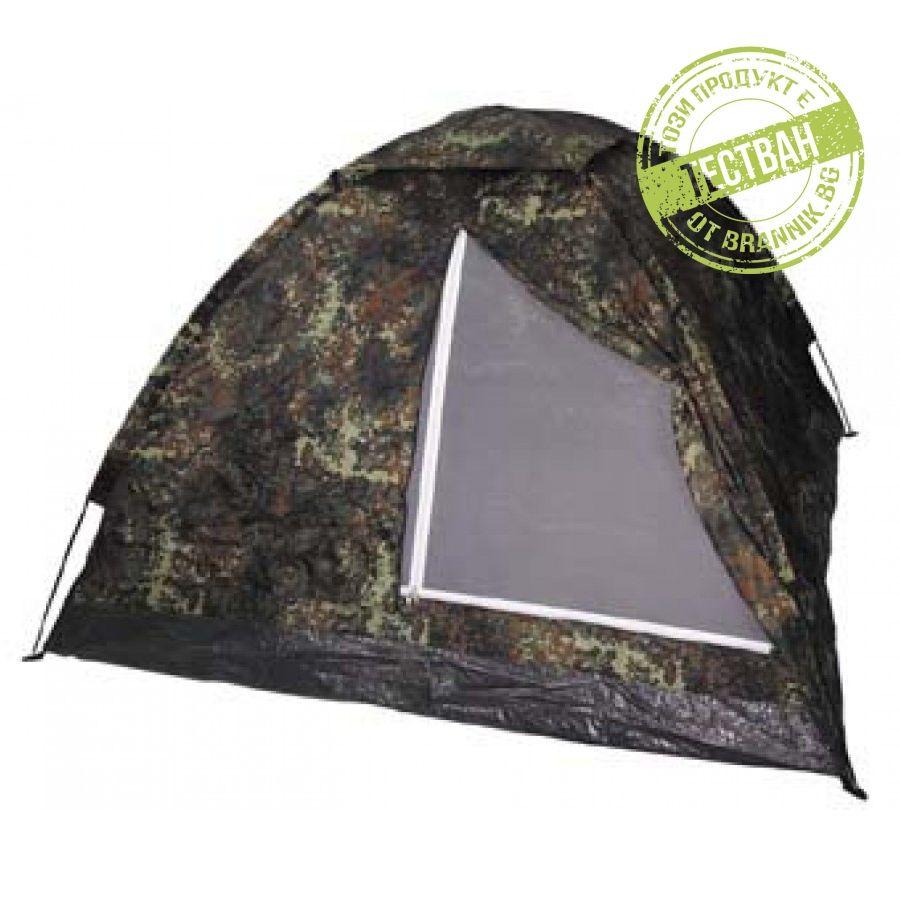 3c4af303ced Двуместна палатка IGLU 200151-01 woodland flecktarn