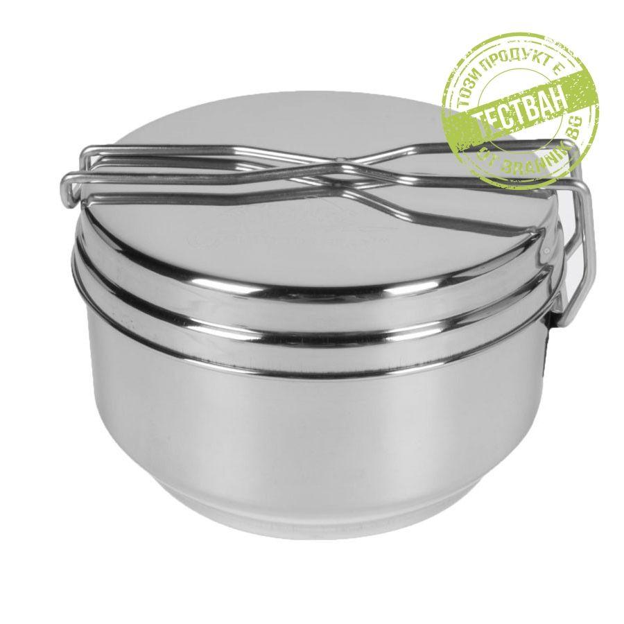 4f50ea17cec Комплект съдове за хранене и готвене 117 на топ цена — Brannik.bg