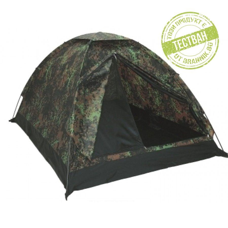 0541578a3d3 Триместна палатка IGLU 200152-01 flecktarn woodland