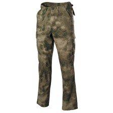 Полеви панталон BDU FT - HDT camo