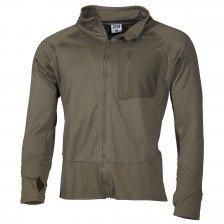 Термо блуза с цип MFH Tactical