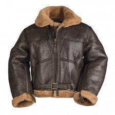 Британско кожено пилотско яке