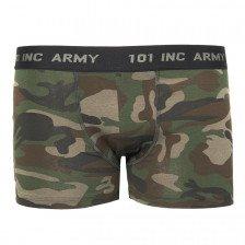 Камуфлажни боксерки 101INC Army