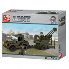 Конструктор Sluban  Anti-aircraft gun