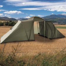 Шестместна палатка 3 Plus 3