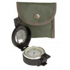 Британски военен компас с калъф