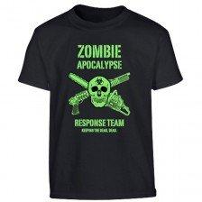Детска тениска Zombie Apocalypse