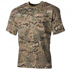Детска камуфлажна тениска Advanced Camo