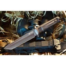 Боен нож Kizlyar Aggressor D2 BT
