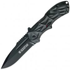 Сгъваем нож Smith & Wesson Black Ops Linerlock A/O