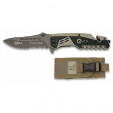 Сгъваем нож K25 19443