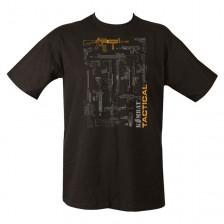 Тениска Tactical Gun