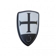 Гумена нашивка Crusader Shield