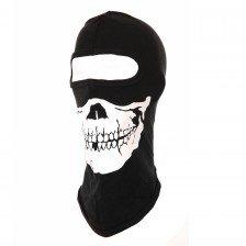 Мотоциклетна маска за лице с череп