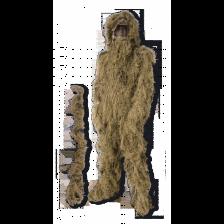 Снайперистки маскировъчен костюм гили - 4 части