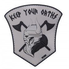Нашивка Keep Your Oaths