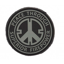 Нашивка Peace