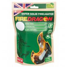 Сух спирт за подпалка Firedragon 6 x 27 g